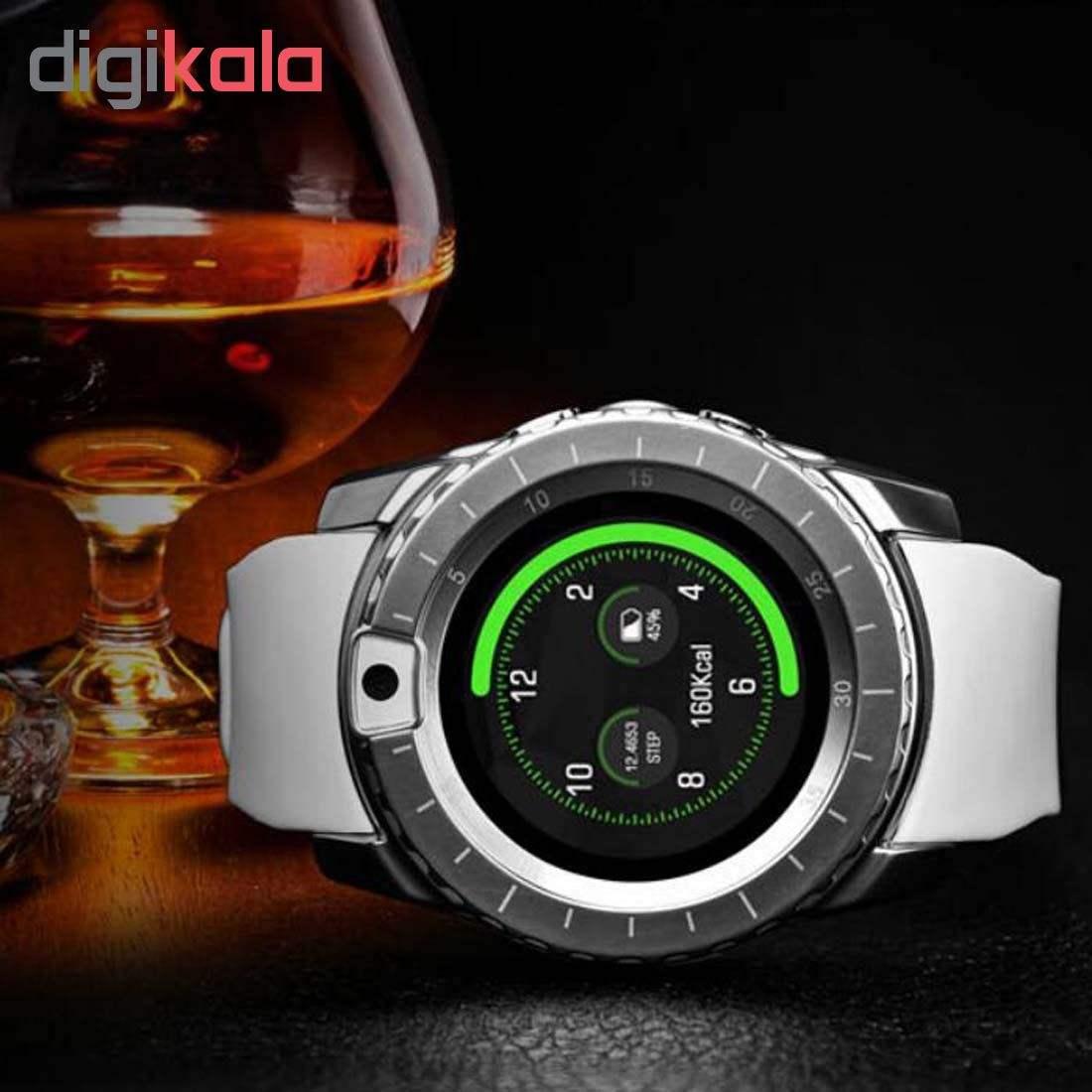 ساعت هوشمند ورنا مدل V88 main 1 8