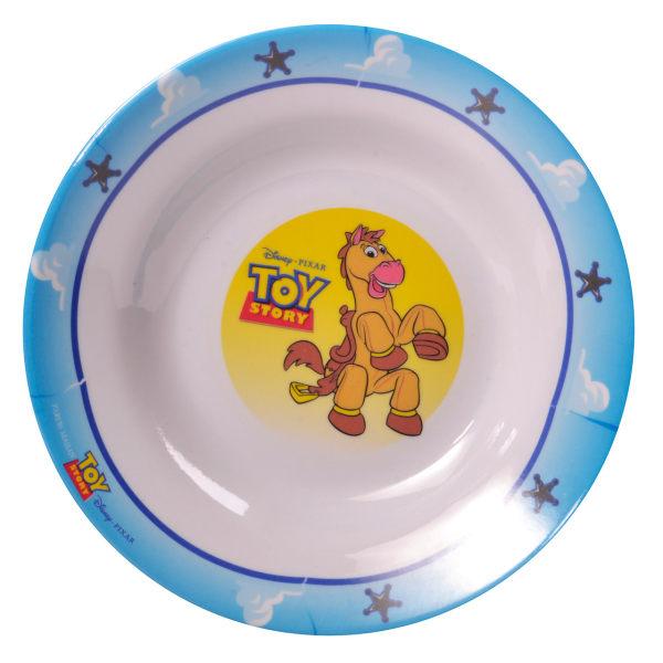 بشقاب خورشت خوری کودک مهروز کد 1215 طرح اسباب بازی ها