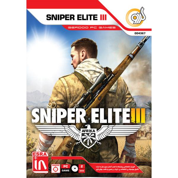 بازی Sniper Elite 3 گردو مخصوص PC