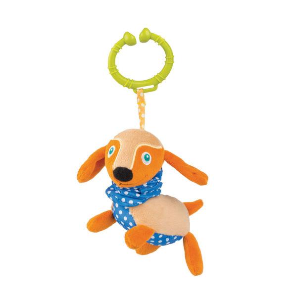آویز تخت کودک اوپس مدل سگ کد 1101422