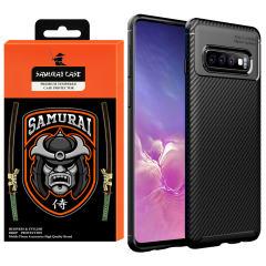 کاور سامورایی مدل AF-9 مناسب برای گوشی موبایل سامسونگ Galaxy S10 Plus