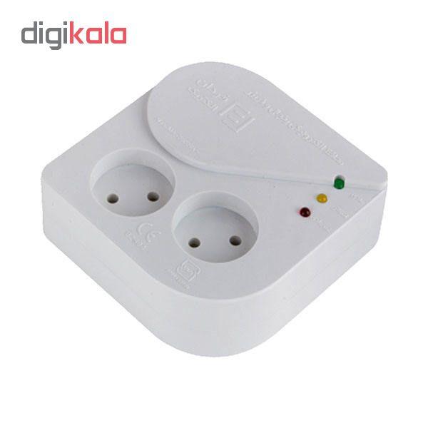 خرید اینترنتی محافظ ولتاژ فردان الکتریک مدل 2E اورجینال