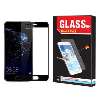 محافظ صفحه نمایش فول کاور hard and thick مدل ht-001 مناسب برای گوشی موبایل هوآوی P10 plus