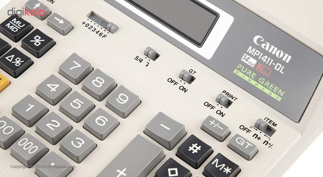 ماشین حساب کانن مدل MP1411-DL main 1 5