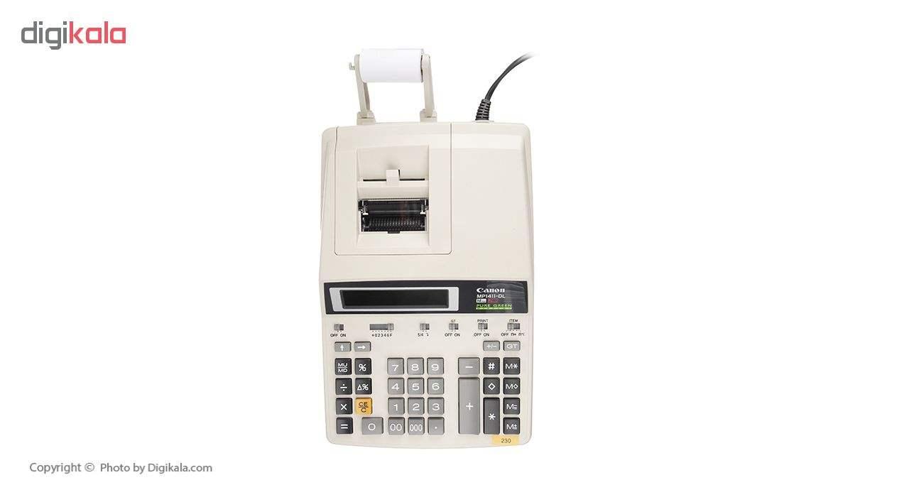 ماشین حساب کانن مدل MP1411-DL main 1 1