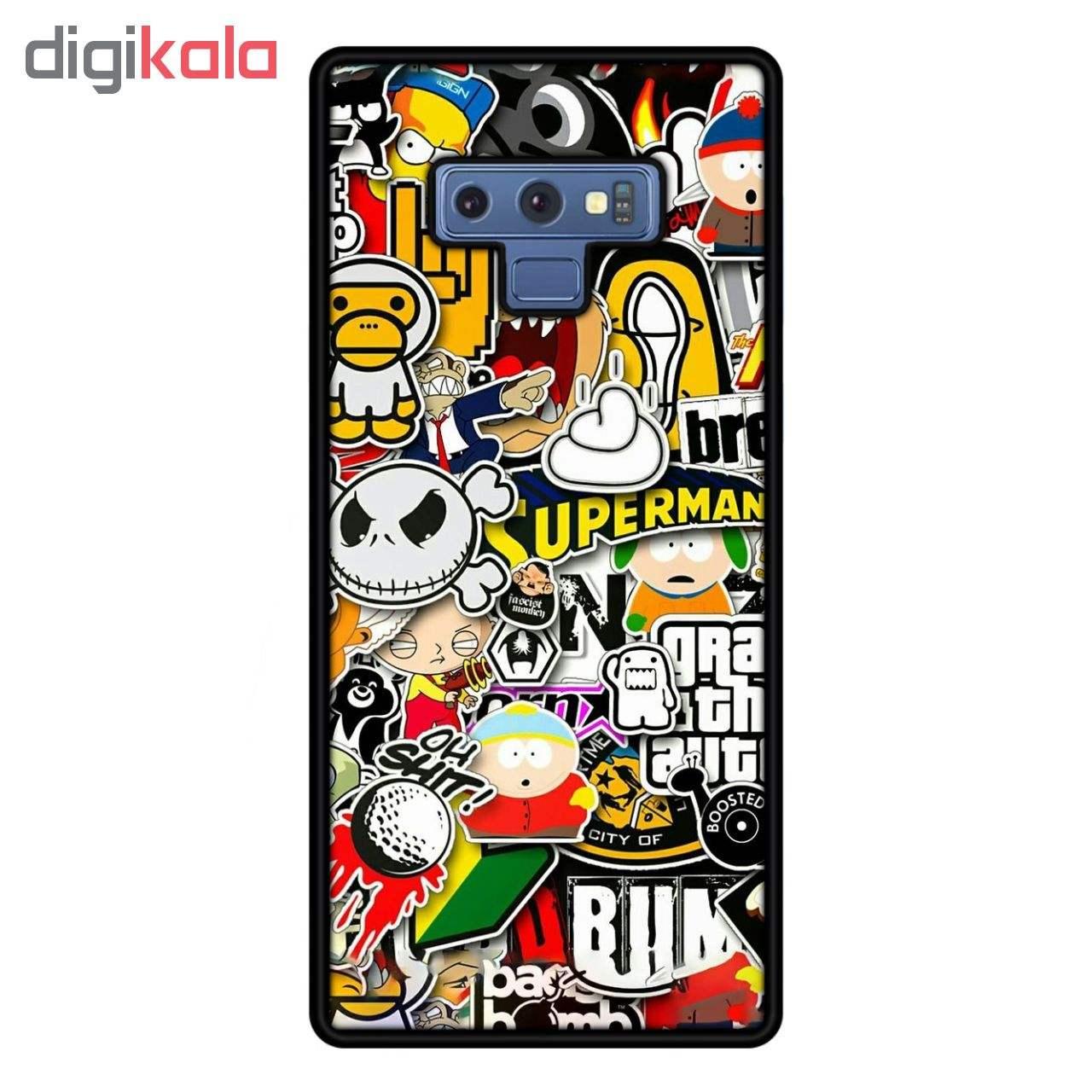 کاور آکام مدل AN90056 مناسب برای گوشی موبایل سامسونگ Galaxy Note 9 main 1 1