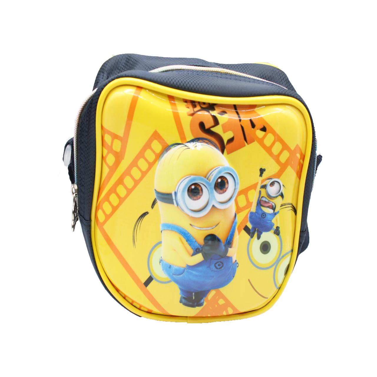 کیف پسرانه طرح مینیون کد 01
