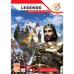 بازی Stronghold Legends گردو مخصوص PC