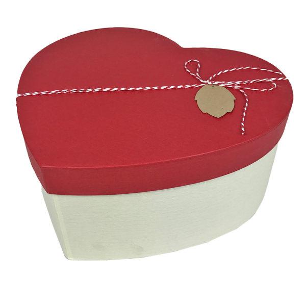 جعبه هدیه طرح قلب کد C 3310