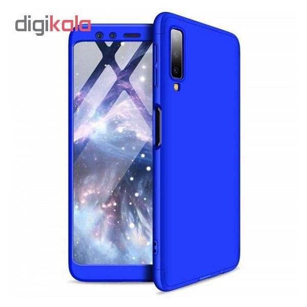 کاور 360 درجه جی کی کی مدل G-02 مناسب برای گوشی موبایل سامسونگ Galaxy A9 2018 main 1 2