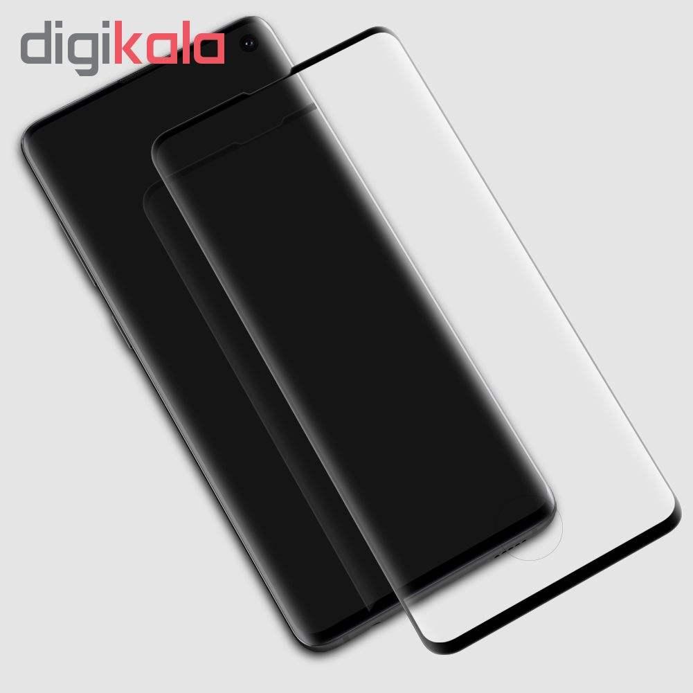 محافظ صفحه نمایش نیلکین مدل CP plus MAX مناسب برای گوشی موبایل سامسونگ Galaxy S10  main 1 9
