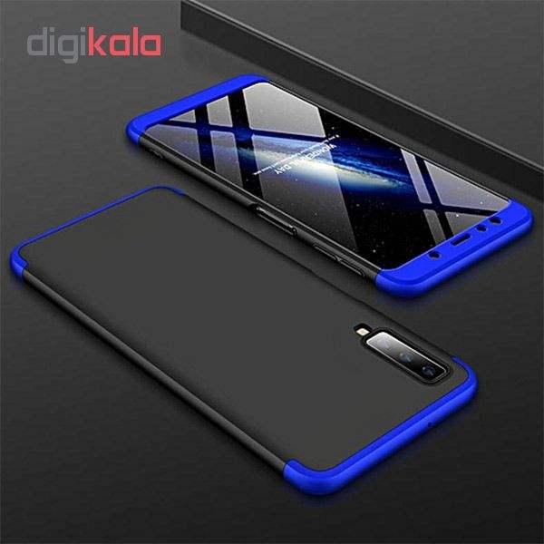 کاور 360 درجه جی کی کی مدل G-02 مناسب برای گوشی موبایل سامسونگ Galaxy A7 2018 main 1 3