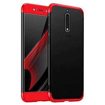 کاور 360 درجه جی کی کی مدل G-02 مناسب برای گوشی موبایل نوکیا 6 2018