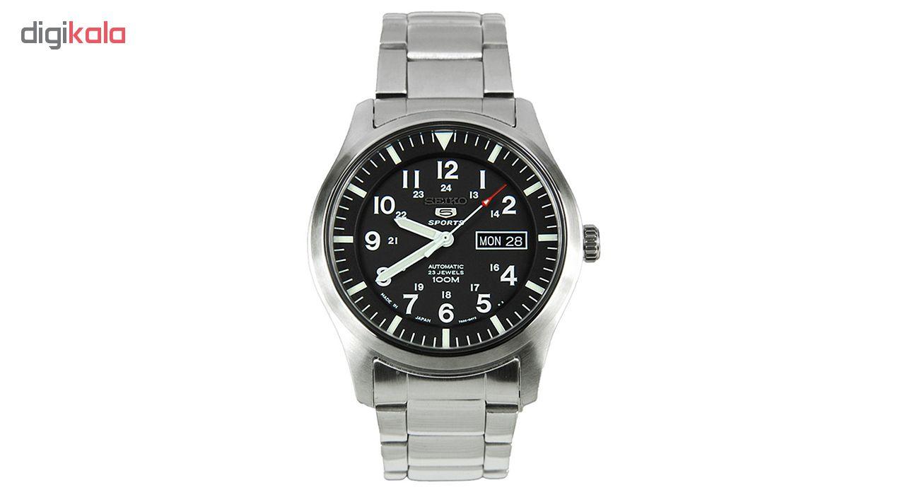 خرید ساعت مچی عقربه ای مردانه سیکو مدل SNZG13J1