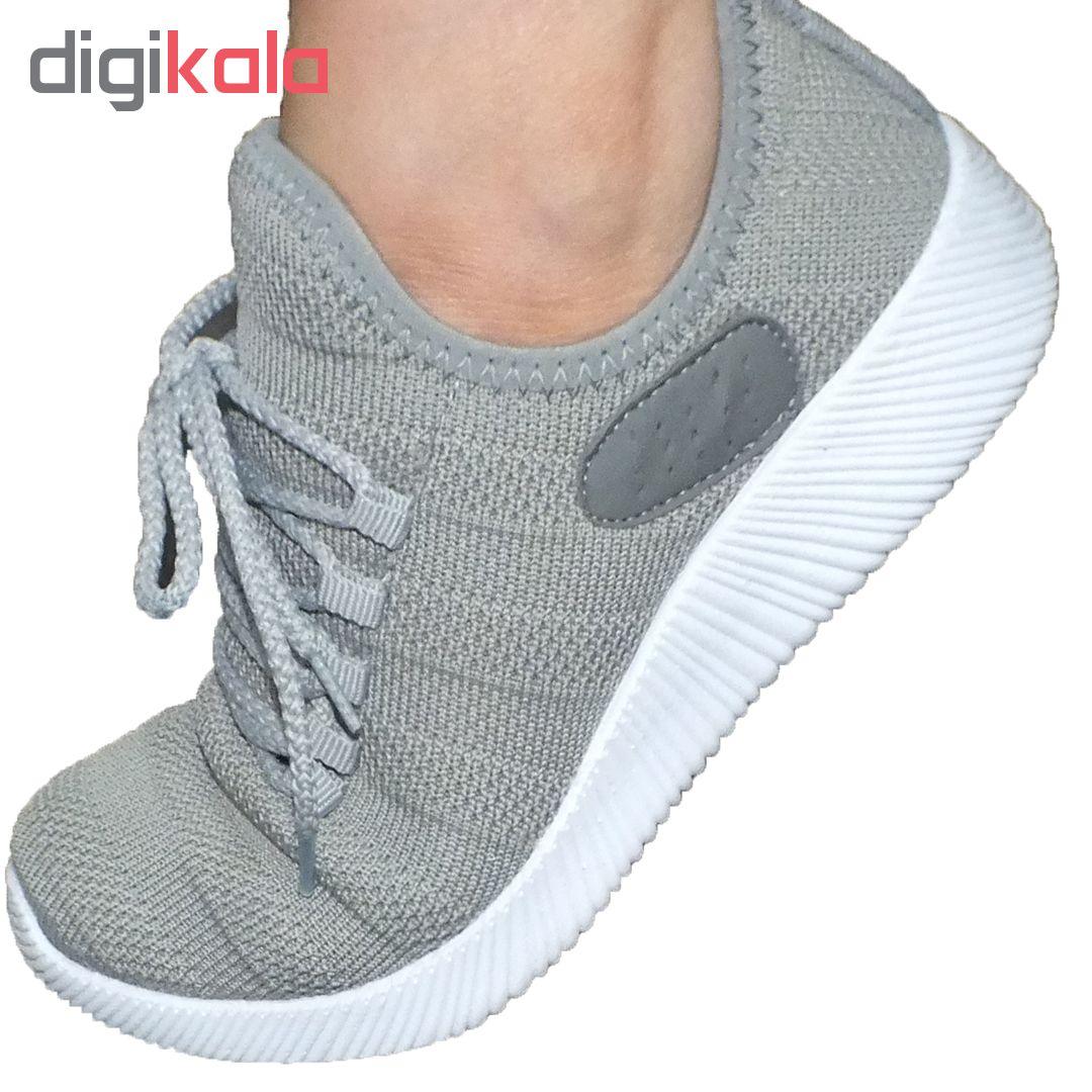 کفش مخصوص پیاده روی مردانه کد 777