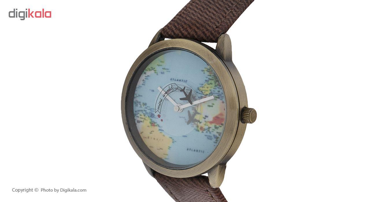 ساعت مچی عقربه ای کد 012587
