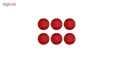 محافظ کابل شارژ کد 123مجموعه 15 عددی به همراه کیف هندزفری و برچسب آداپتور thumb 1