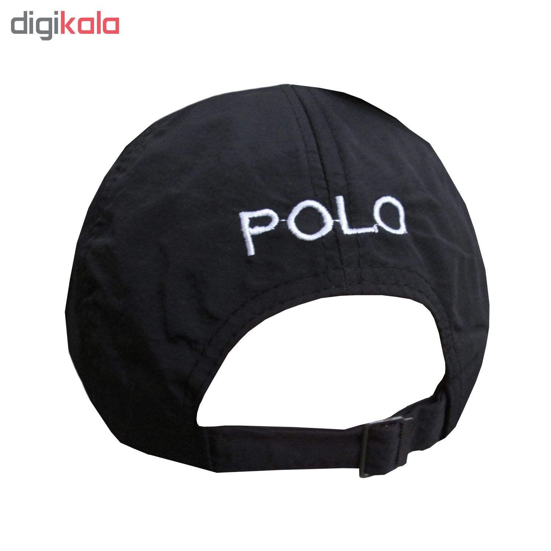 کلاه کپ مردانه مدل PL-01 کد 202 رنگ آبی main 1 6