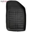 کفپوش سه بعدی ( پلی اورتان ) خودرو مناسب برای پژو 206 thumb 4