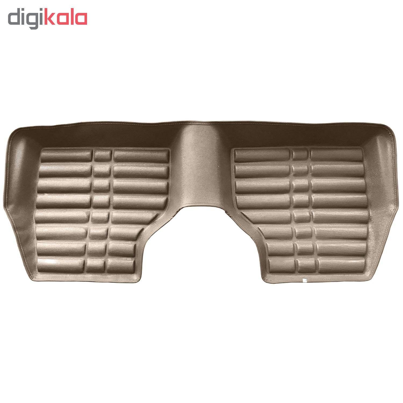 کفپوش سه بعدی خودرو ( پلی اورتان ) مناسب برای پژو 405 و سمند main 1 5