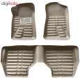 کفپوش سه بعدی خودرو ( پلی اورتان ) مناسب برای پژو 405 و سمند thumb 8