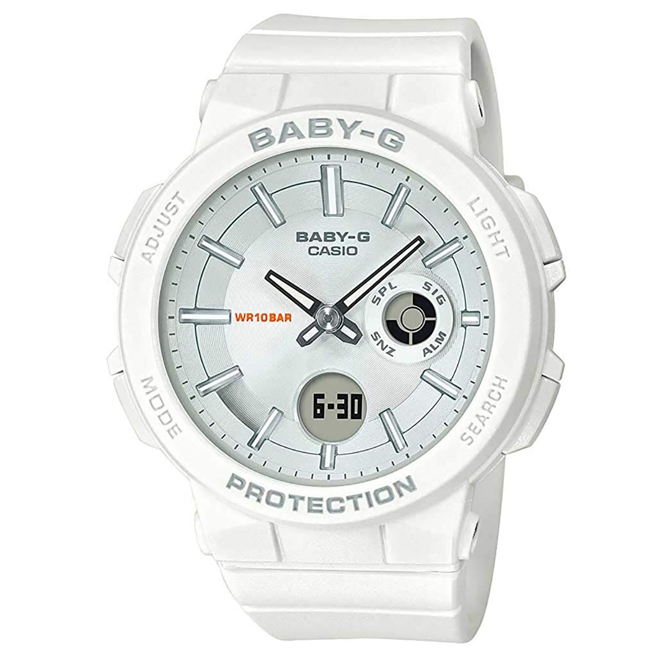 ساعت مچی عقربه ای زنانه کاسیو مدل BGA-255-7ADR