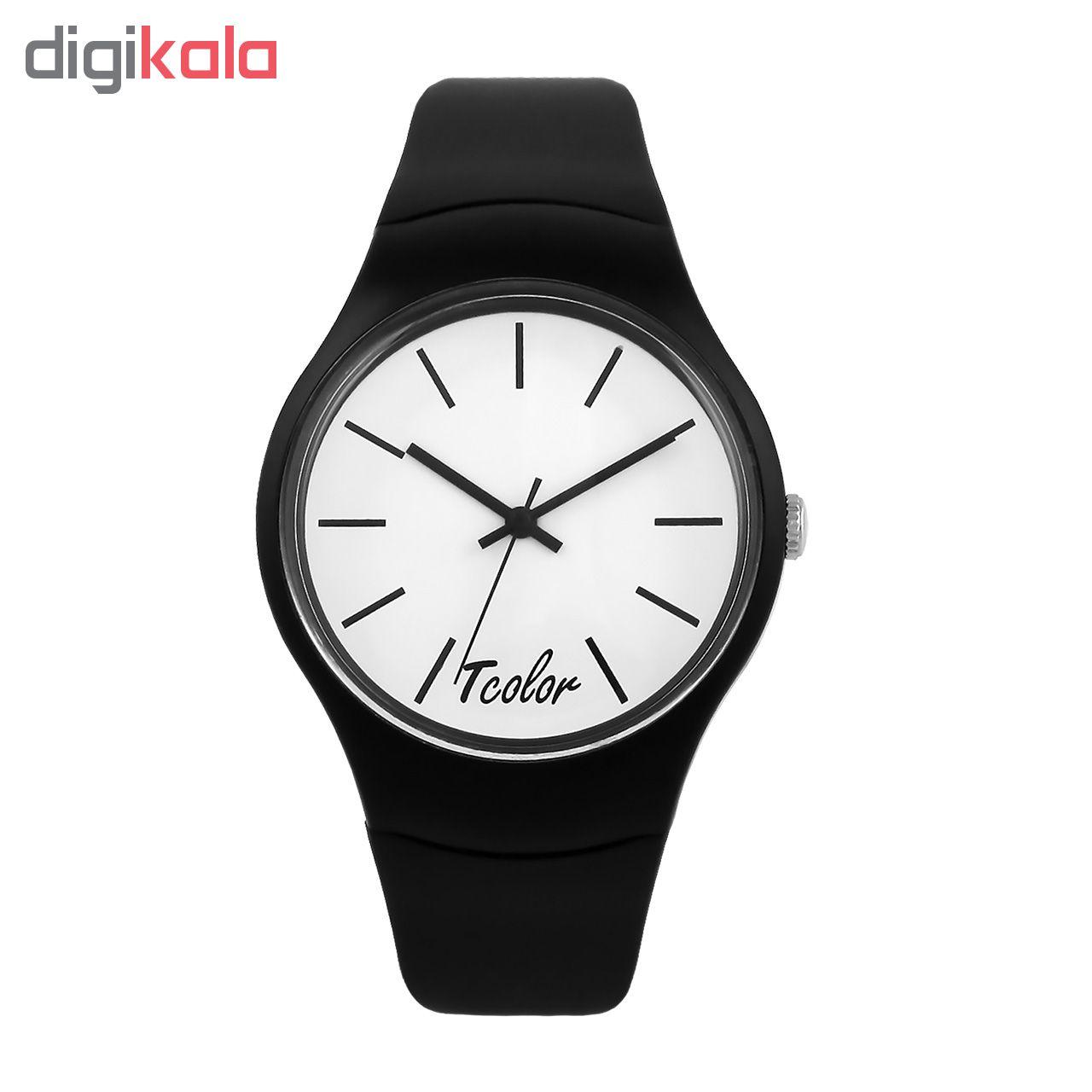 ساعت مچی عقربه ای زنانه تی کالر مدل   TU008