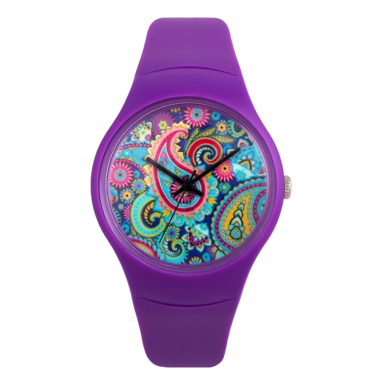 خرید ساعت مچی عقربه ای زنانه تی کالر مدل  TU013