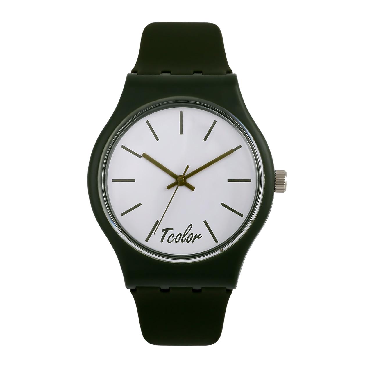 ساعت مچی عقربه ای زنانه تی کالر مدل   TU005
