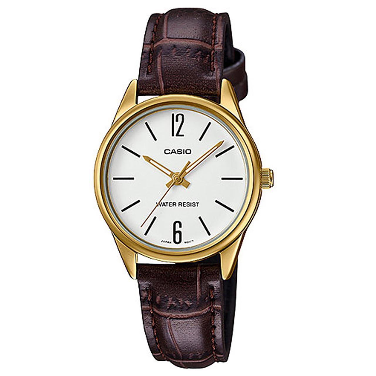 خرید ساعت مچی عقربه ای زنانه کاسیو مدل LTP-V005GL-7BUDF