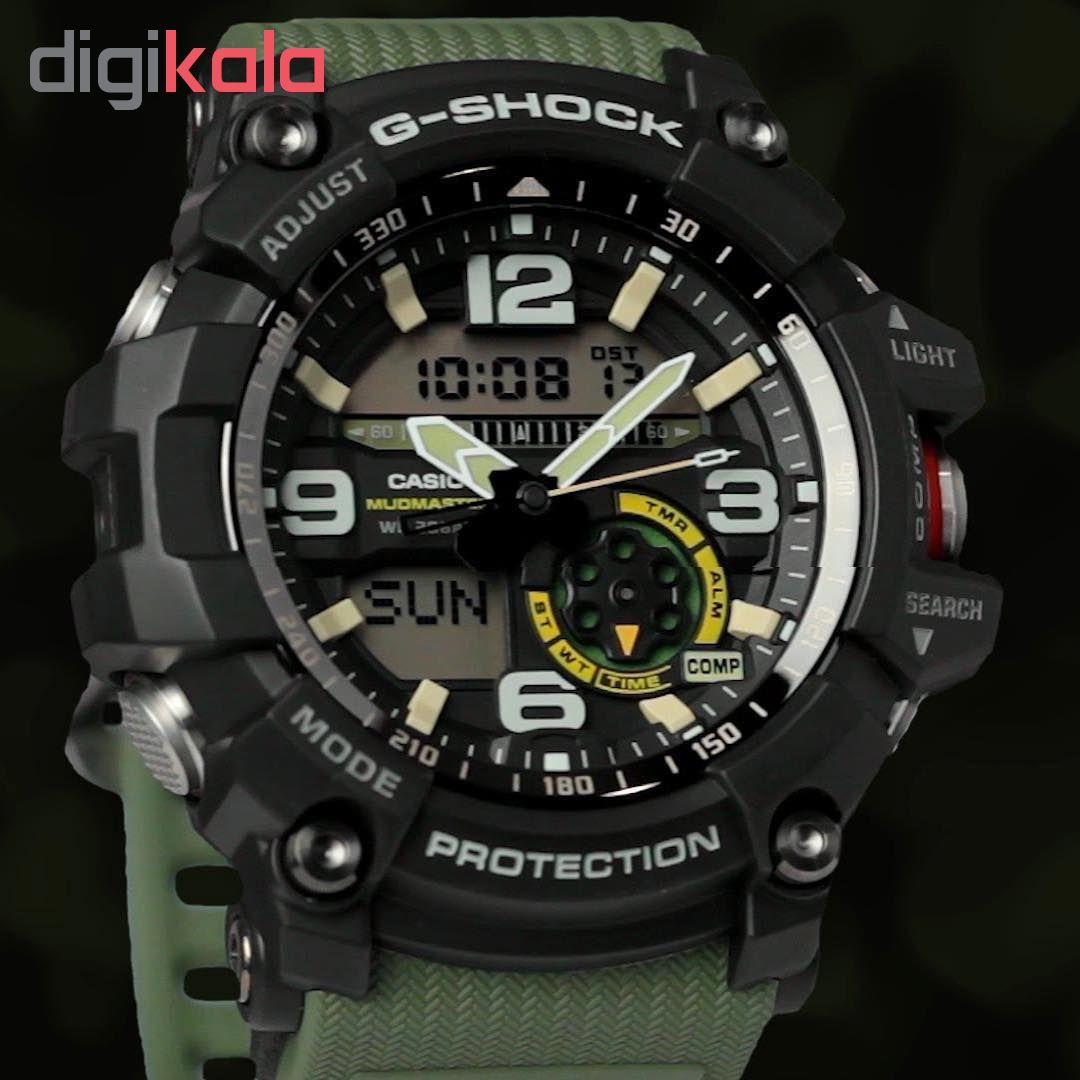 ساعت مچی عقربه ای مردانه مدل GH110