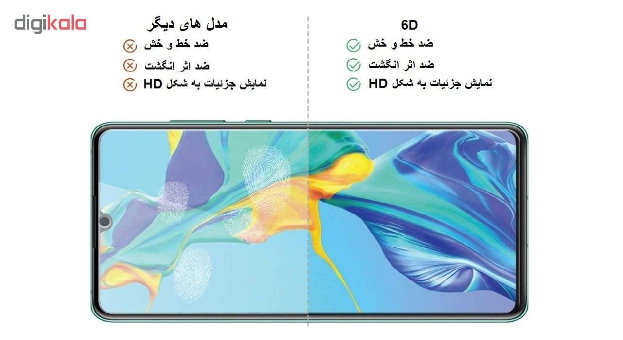 محافظ صفحه نمایش 6D مدل MT7 مناسب برای گوشی موبایل آنر 8C main 1 2