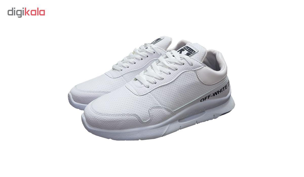 کفش مخصوص پیاده روی مردانه مدل زامورا کد 5028