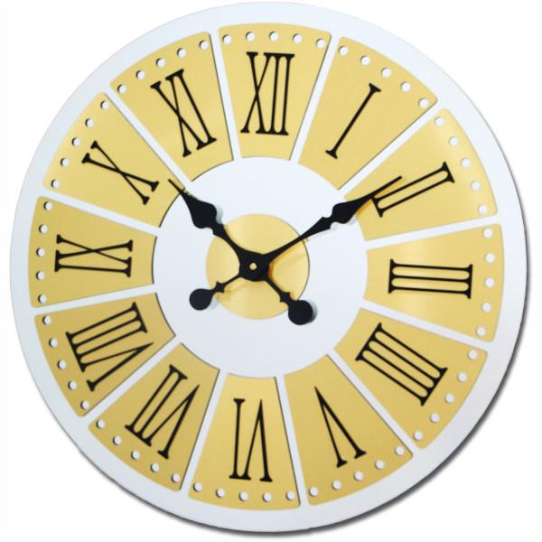 ساعت دیواری پدیده شاپ مدل Helia