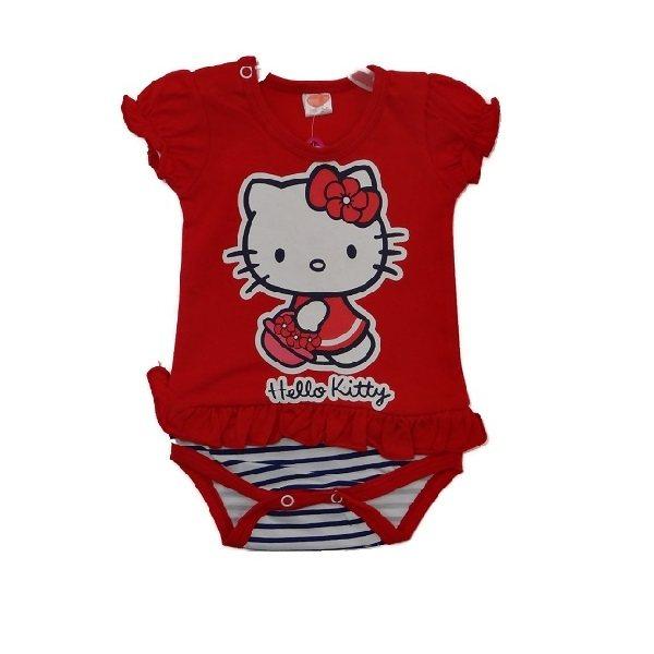 بادی نوزادی مهتابیبی دخترانه کد 44332RED