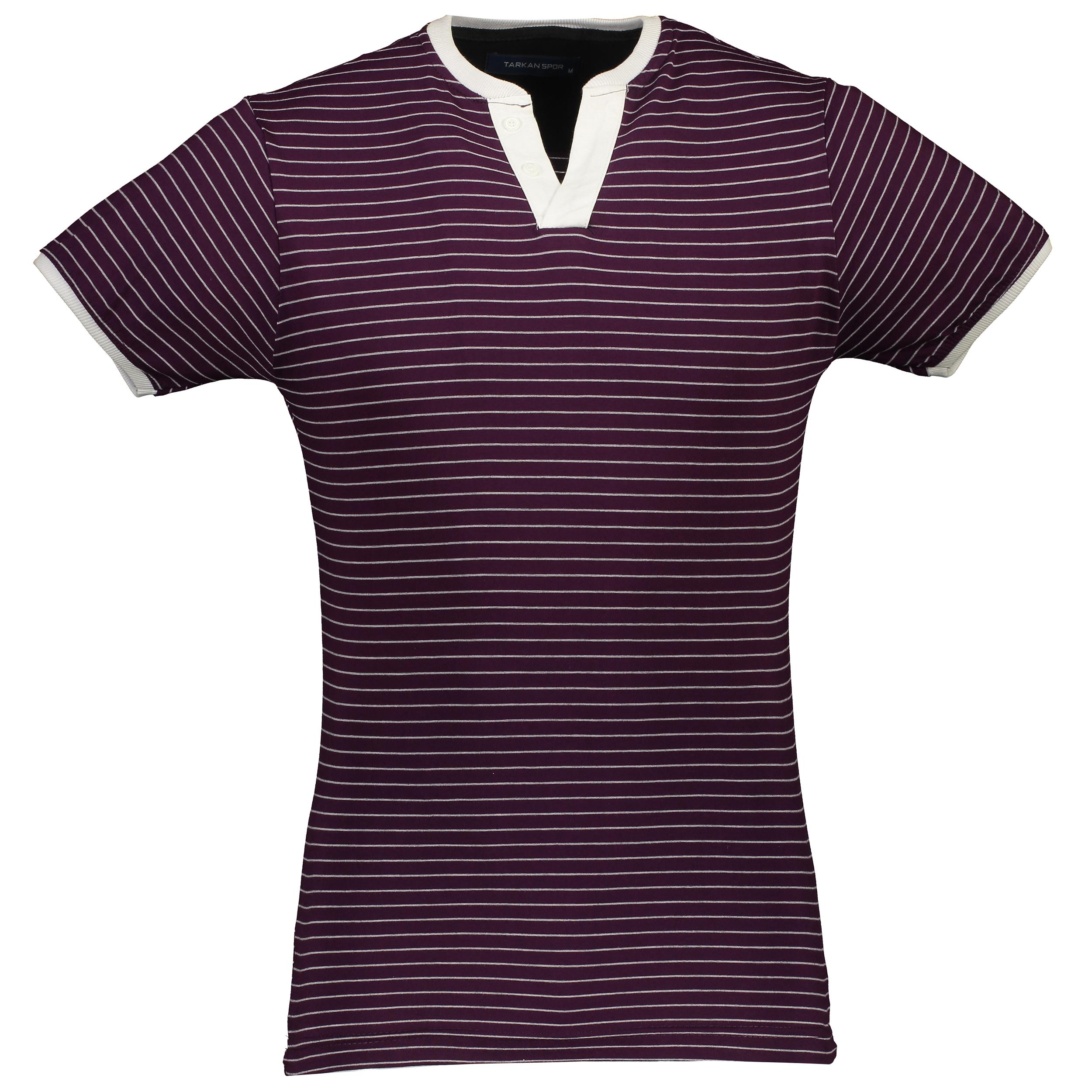 تی شرت آستین کوتاه مردانه تارکان اسپور کد 12