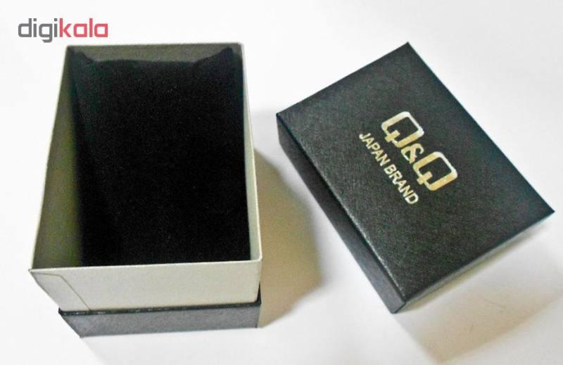 ساعت مچی عقربه ای کیو اند کیو مدل VQ94J018Y همراه جعبه مخصوص
