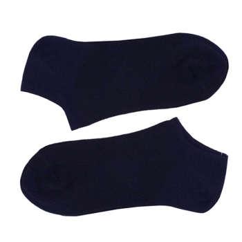 جوراب زنانه کد 55 رنگ سرمه ای