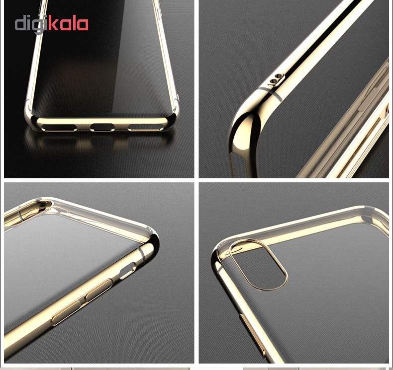 کاور آی دوژی مدل Electroplate Pc مناسب برای گوشی موبایل اپل iPhone XS Max main 1 17