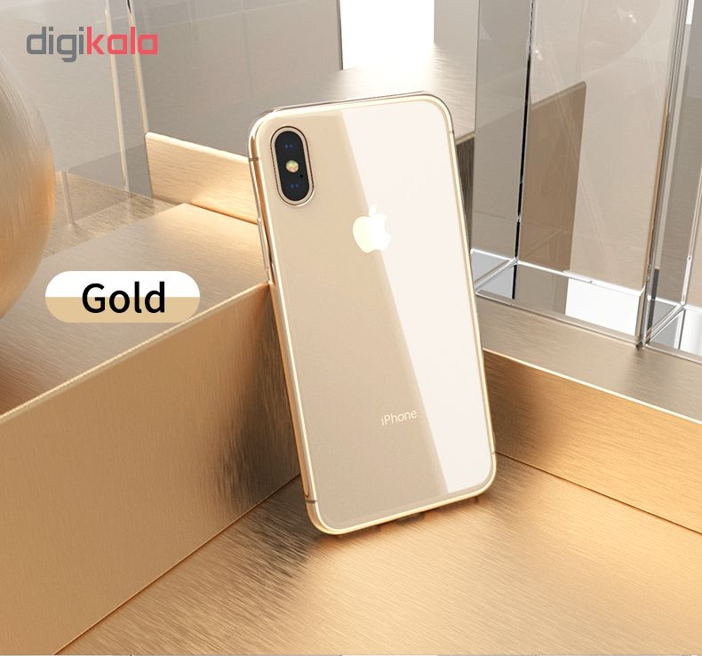 کاور آی دوژی مدل Electroplate Pc مناسب برای گوشی موبایل اپل iPhone XS Max main 1 18