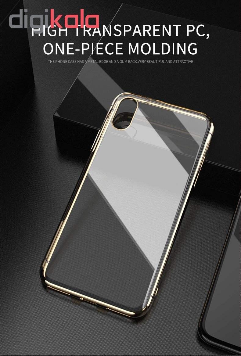 کاور آی دوژی مدل Electroplate Pc مناسب برای گوشی موبایل اپل iPhone XS Max main 1 21