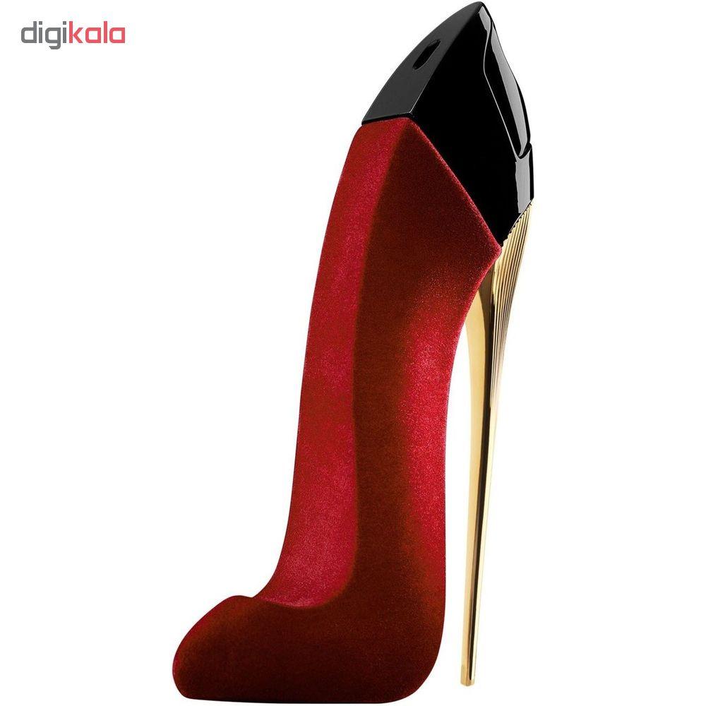 تستر ادو پرفیوم زنانه کارولینا هررا مدل Good Girl Velvet Fatale حجم 80 میلی لیتر