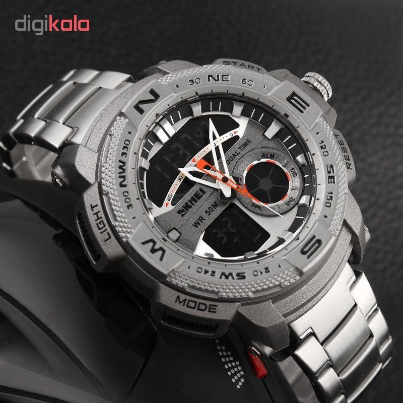 ساعت مچی دیجیتالی مردانه اسکمی مدل 1121