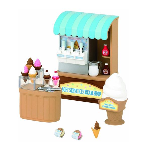 بستنی فروشی سیلوانیان فامیلیز کد 5054