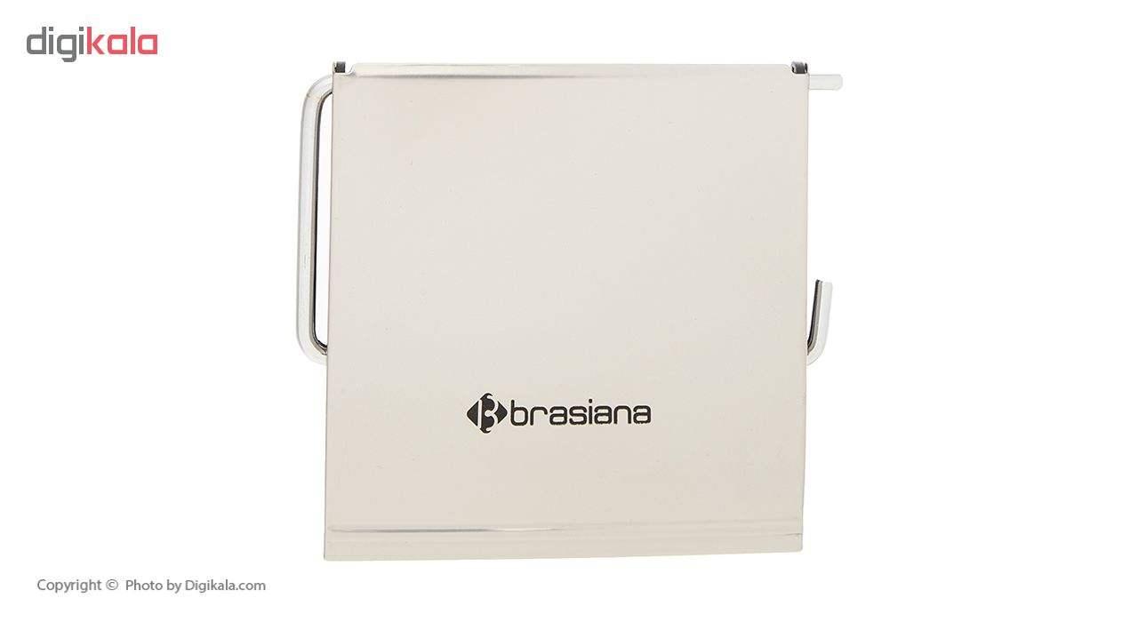 پایه رول دستمال کاغذی براسیانا مدل BRH-120 main 1 2