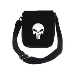 کیف دوشی مدل punisher skull کد k177