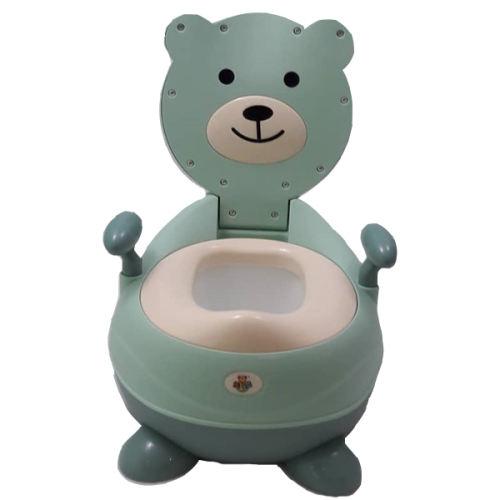 توالت فرنگی کودک طرح خرس کد 7