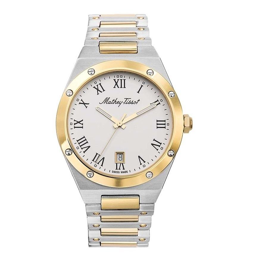 ساعت مچی عقربه ای مردانه متی تیسوت مدل  H680BBR