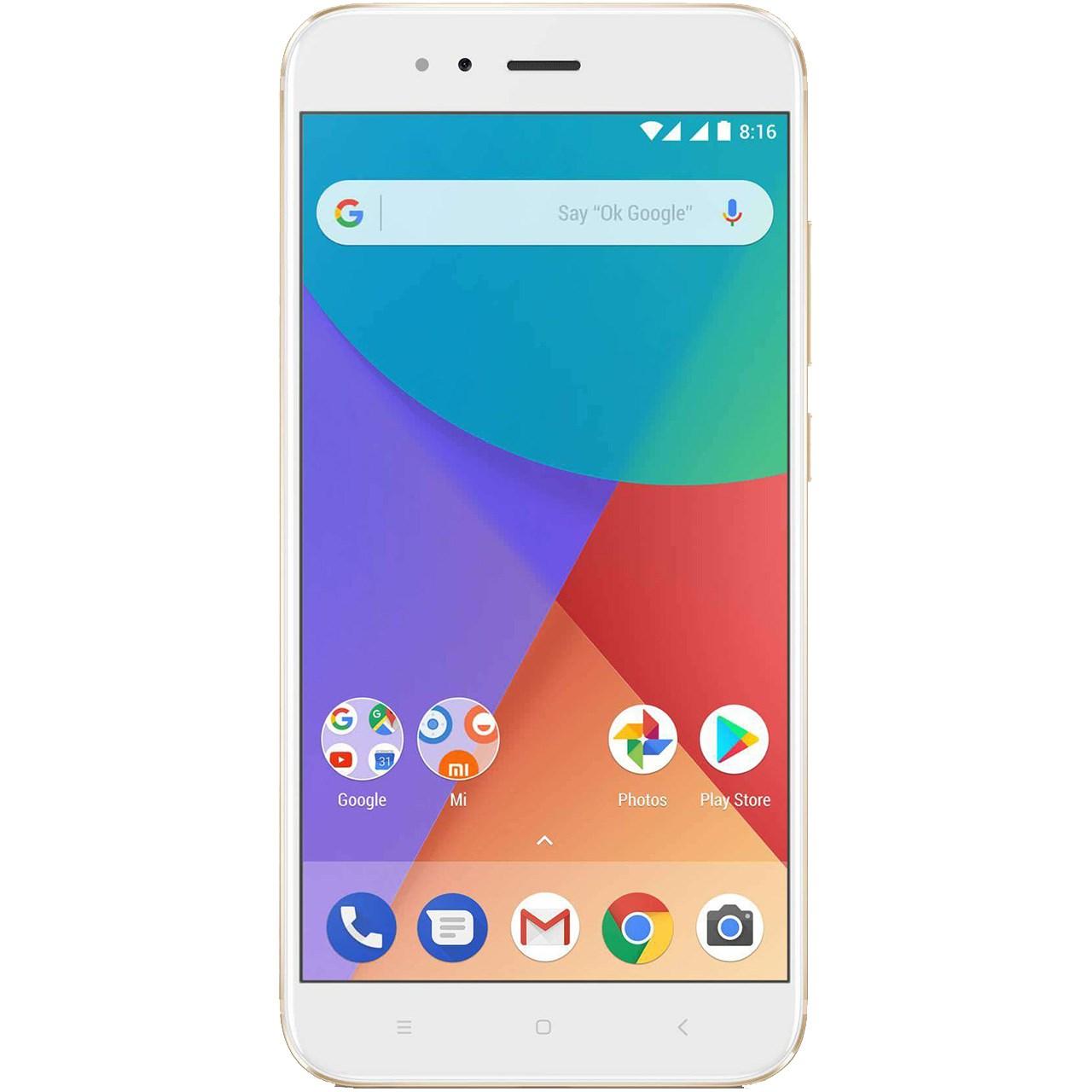 گوشی موبایل شیائومی مدل Mi A1 دوسیم کارت ظرفیت 32 گیگابایت