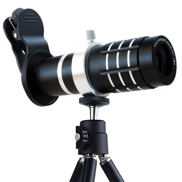 لنز  کلیپسی موبایل مدل AS12